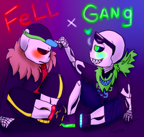 Fell x Gang by Foziz105