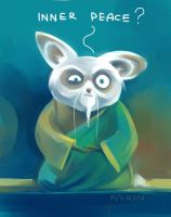Master Shifu by Ka-ren