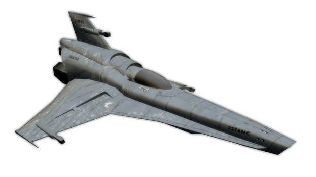 [MMD] BSG space fighter Viper MK7 (PMX Download) by Riveda1972