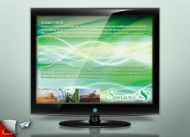 Senwes Mission screen saver by Infoworks