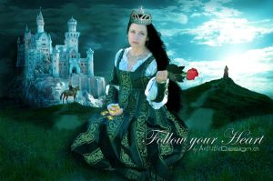 Follow your Heart by art1st1cDes1gn