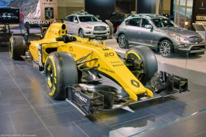Renault Formula One by SeanTheCarSpotter