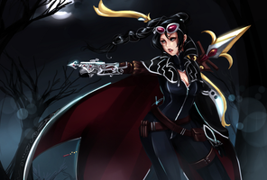 Vayne Redesign by Hannah515