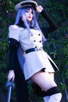 Esdeath from Akame Ga Kill by SophieValentineCos