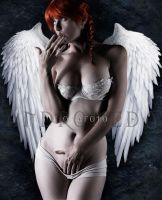 = RED ANGEL = by fionafoto