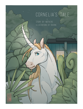 Cornelia's Tale Issue 2: A Unicorn TF Comic Sequel by nothere3