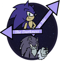 The Darkness in Me Alt Cover Art by sonicxjones