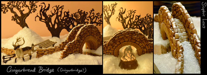 Gingerbridge by MO-ffie