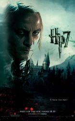 HP 7 Poster 2: Lucius Malfoy by Cute-Ruki