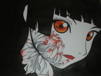 Hell Girl by safhira
