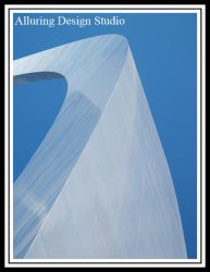 St Louis Arch by Tlemetry