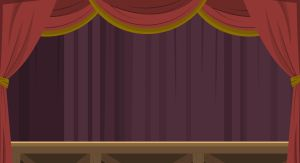 Total Drama Theater Background by MigueLLima1999