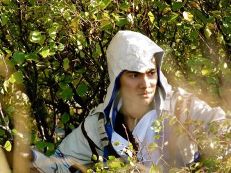 Scout / AC III Connor Kenway Cosplay by KADArt-Cosplay