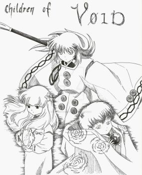 Children of Void - Inuyasha by SilverDust20383