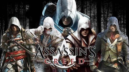 Assassin's Creed Wallpaper by PhantomN3twork