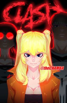 the Clash at Demonhead by theCHAMBA