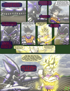 Sonic the Hedgehog Z #15 Pg. 23 February 2017 by CCI545
