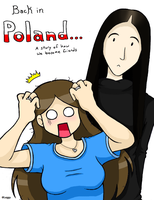 Back in Poland - Cover by DoubleLeggy