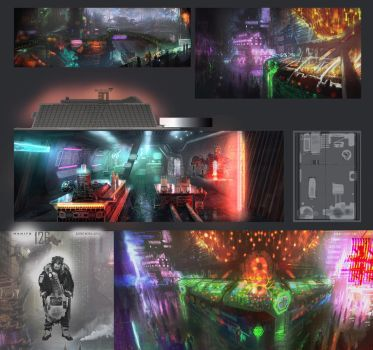 Nanits Concept Art 2016 by RoeeateR