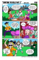 158: Courting The Belle Part 3 by JFMstudios