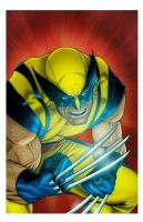 Wolverine 305 Cover By Markmorales-d4yip2n by Ta2dsoul