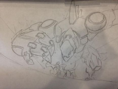 Unbreakable W.I.P. by Spirogs