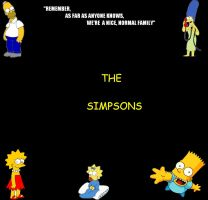 The Simpsons by SodaWaffle