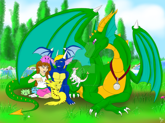All Together Now by MistressDragoness