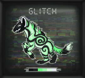 Glitch by pinemartenartin