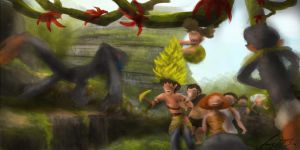 The Croods by dede23