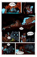 TANUKI BLADE ISSUE 002 - PAGE 5 OF 16 by Speezi