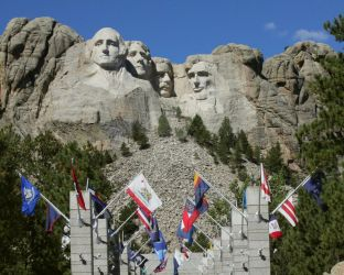 Mt Rushmore Entry by revack