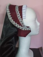 Custom made French Hood by DanielleFiore