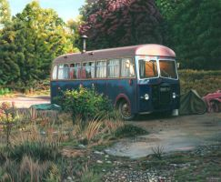 Danny and Tess's Bus by NewAgeTraveller