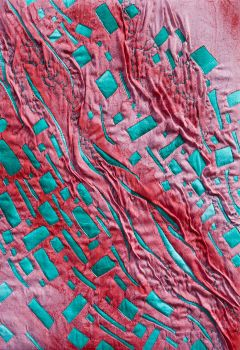 Coal Seam Gas by suedollinQuilts