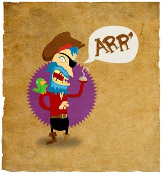 ARRR Matey by Pipe182motaS
