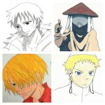 Eric Vale Characters by Cassidy-Slingby