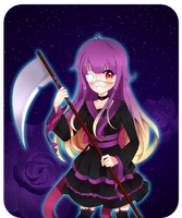 Raffle Prize: A bloom in the night by Rirumato