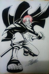 shanks by MohAMeDLoRD