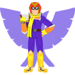 Fighter #11: Captain Falcon by TrueVisionary01