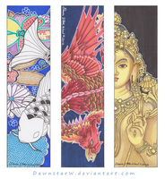 SotS Bookmarks by DawnstarW
