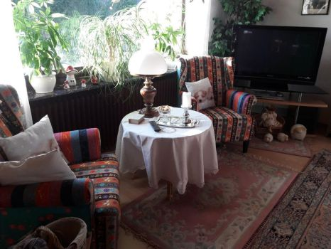 grannies living room by Psychotrope-Substanz