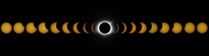 Solar Eclipse Sequence by Warhorse26