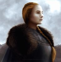 Queen of the North by SeigneurNazgul