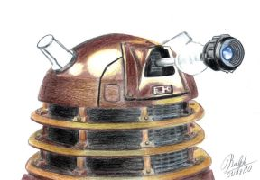 Dalek Caan is here by Ralphmax