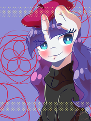 Rarity by CometSparke