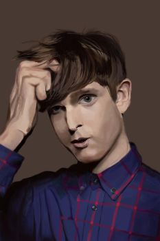 James Blake 2 (WIP) by Shas123