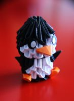 Mr. Penguin by RoseaOrchis