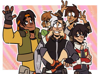 the squad by hopehound
