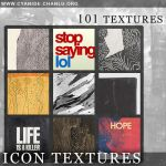 Icon Textures - Set 43 by CyanideGraphics